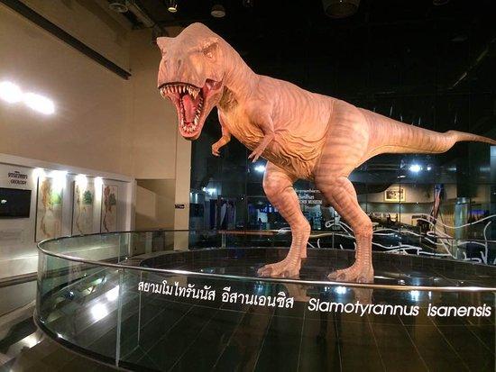 เมืองกาฬสินธุ์, ไทย: Tyrannosaurus I-sarn