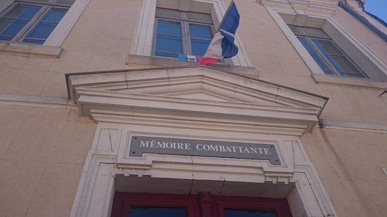 Centre Culturel De La Memoire Combattante : Centre Culturel de la Memoire