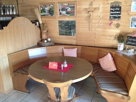 Bogen, Alemania: Gaststube