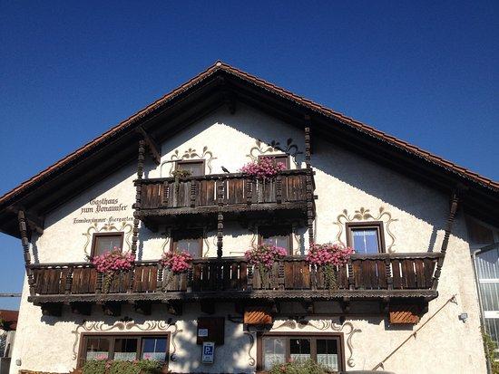 Bogen, Alemania: Aussenansicht
