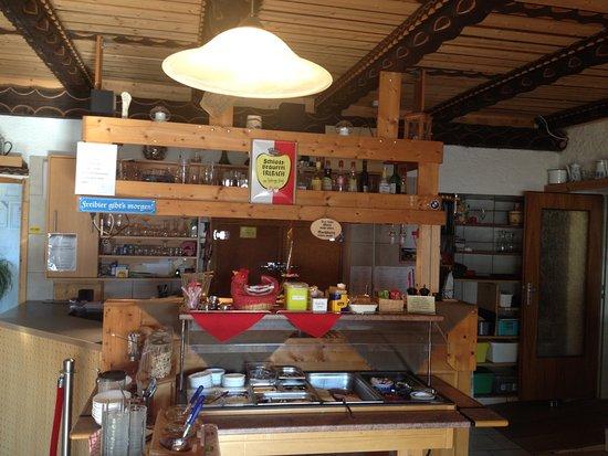Bogen, Germania: Restaurant
