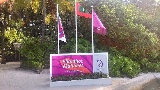 Ellaidhoo Maldives by Cinnamon: Отель