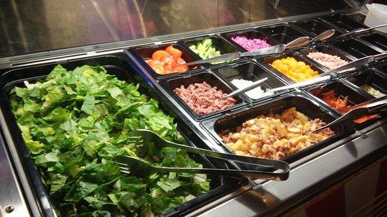 Salaattibuffet