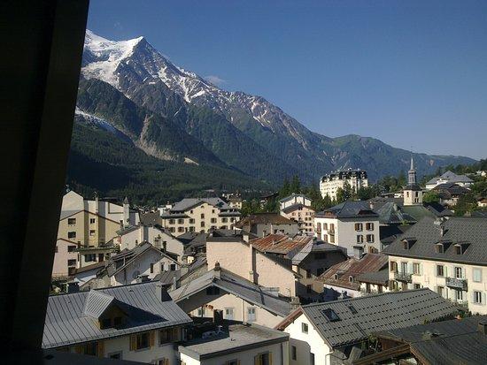 Alpina Hotel: camera con vista