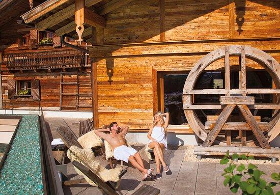 Panorama Event Sauna Aussen Picture Of Wellnesshotel Jagdhof