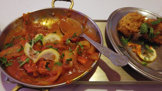 Labone Indian Cuisine: tasty dishes
