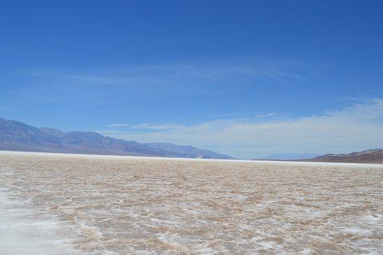 Badwater: Lago salato o deserto di sale