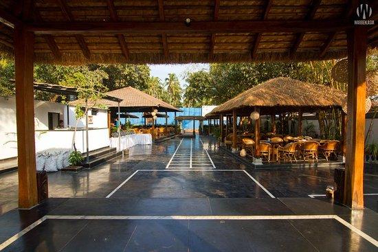 Anjuna, India: Ambience view 2