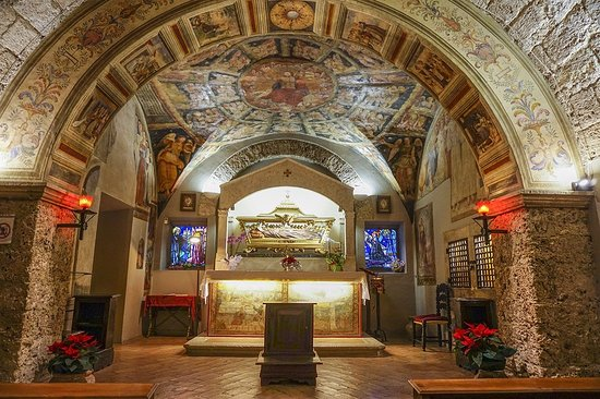Museo di Santa Filippa Mareri