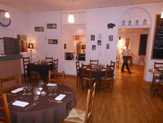 Beauregard, France : Une salle
