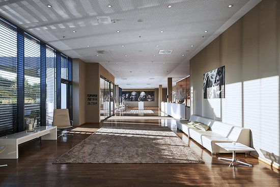 Legere Hotel Luxembourg: Lobby