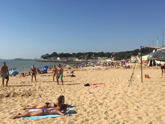 Louzignac, France : Fouras beach about 1 hour drive