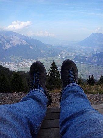 Wangs, Schweiz: Pizol, SG, Switzerland, Heidipfad