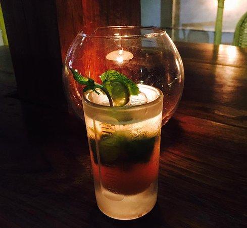 Anjuna, Inde : Cocktail 1