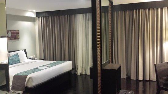 The Camakila Legian Bali: Un echambre standard