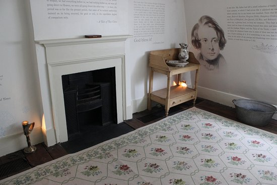 The Charles Dickens Museum: детская