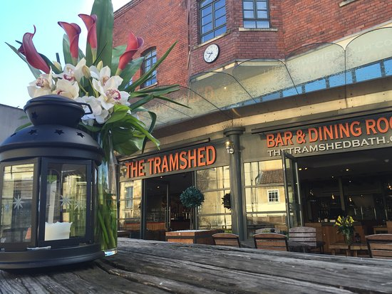 The Tramshed: Flowers