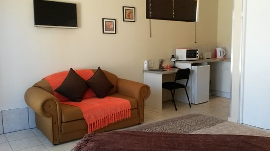 Uitenhage, Sudáfrica: Self catering Double room