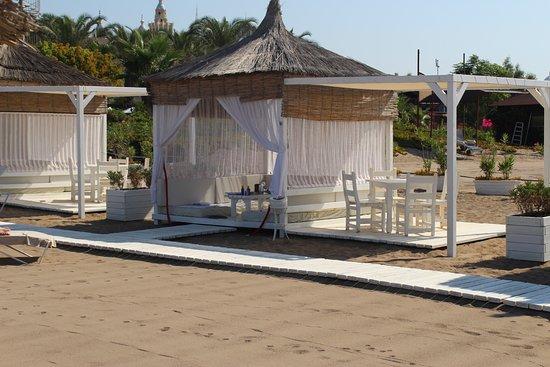 Baia Lara Hotel: Our Cabana