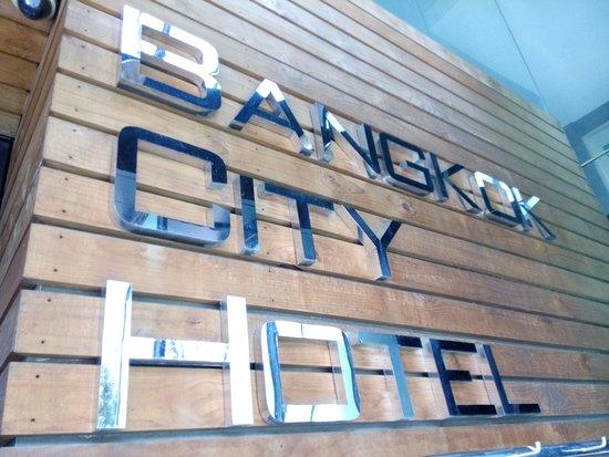 Bangkok City Hotel Foto