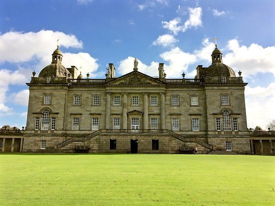 Houghton Hall & Gardens, Norfolk
