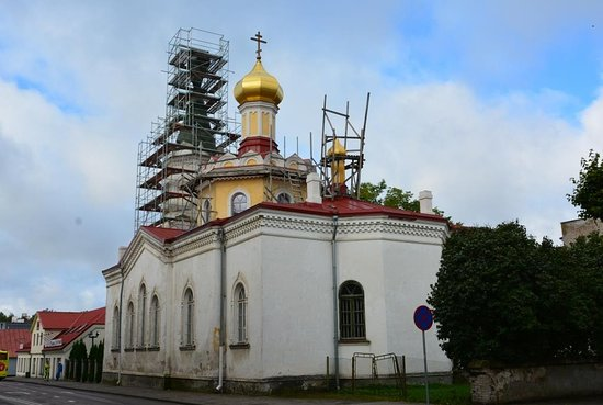 ‪Birth of the Holy Mother Orthodox Church‬
