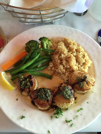 Jensen Beach, FL: Sea Scallops