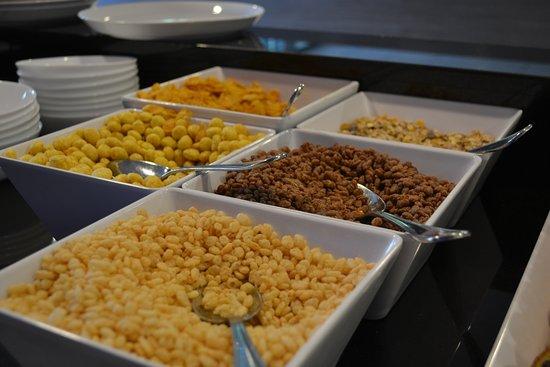 Europa Hotel: Ontbijt