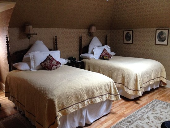 Waverley Inn: Schlafraum