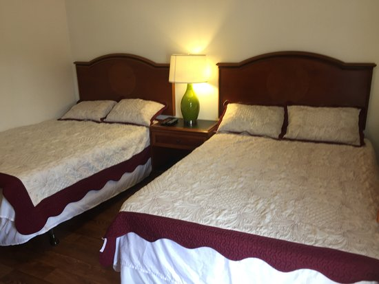 Milford, Νέα Υόρκη: Smaller Double Bed Room