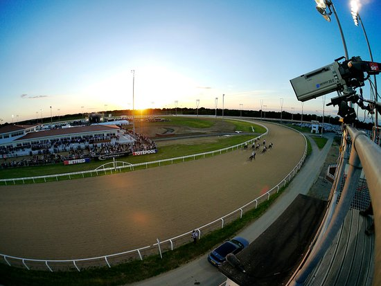Chelmsford, UK: The race track