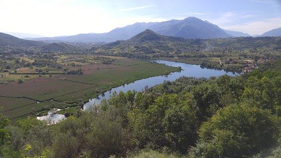 Posta Fibreno, Itália: Panorama