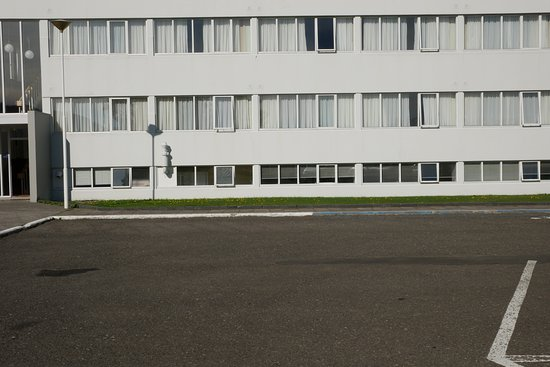 Fosshotel Dalvik : Beskeden udseende - men pengene værd