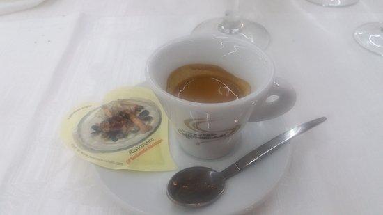 Cervaro, Italia: Expresso Coffee