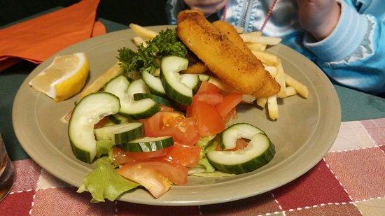 CABALLO BAYO: Annokset muistuttaa enemmän huoltoasema-, kuin ravintola-annoksia.