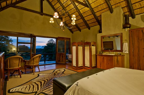 Indlovu River Lodge: Shingwedzi