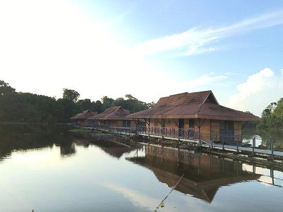 Pousada Uacari / Uakari Floating Jungle Lodge