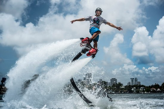 Miami Beach FlyBoard