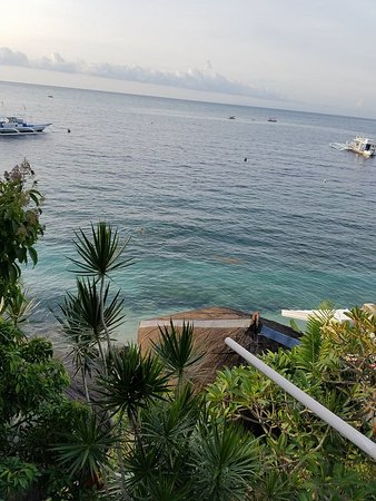 Alcoy, Philippines: AMAZING VIEW FROM THE ROOM