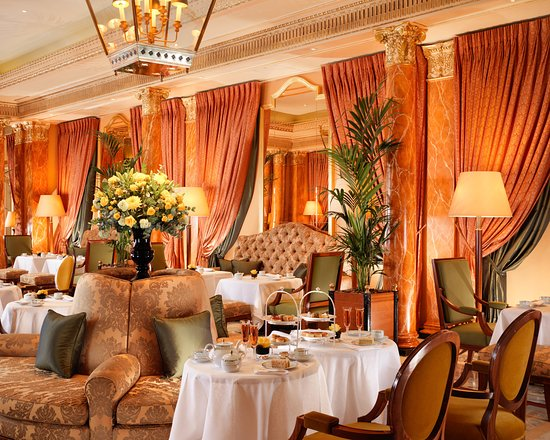 Afternoon Tea At The Dorchester Hotel