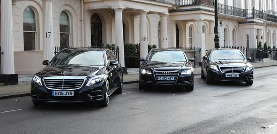 Luxury Cars Picture Of Eg Chauffeurs London Tripadvisor
