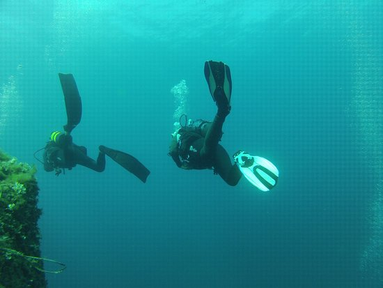 Diamond Diving: Alex et Paula
