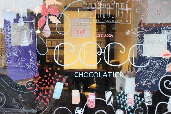 Coco Chocolatier (Bruntsfield)