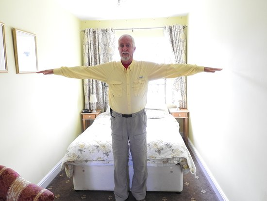 . Narrow bedroom   Picture of Baytree Hotel  London   TripAdvisor