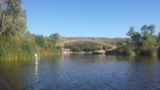 Patagonia, AZ: Bridge by the Marina