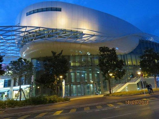 Palais des Congrès Antibes Juan-les-Pins