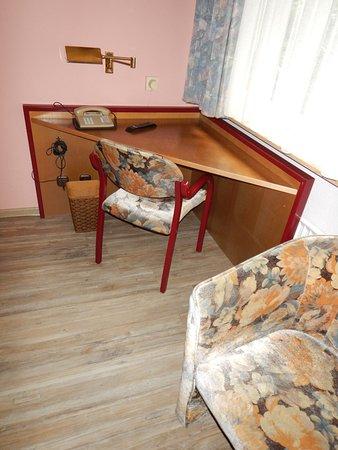 Hotel Holst: altbacken