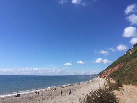 ‪‪Branscombe‬, UK: Branscombe Beach‬