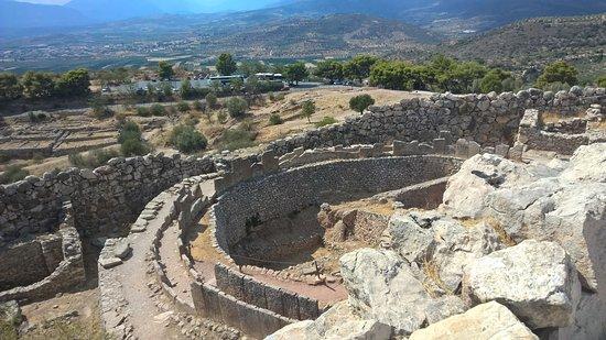 Mycenae Photo