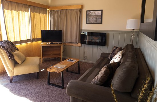 Agate Beach Motel: Premium Queen Suite